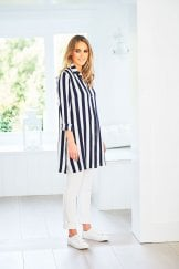 SURF TUNIC MAINSAIL STRIPE