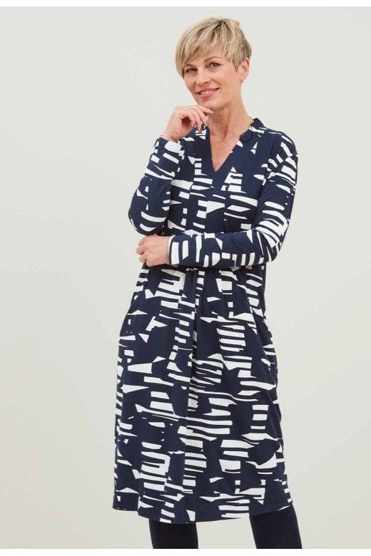Adini SYON DRESS ALBER PRINT