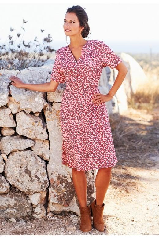 Adini TILLY PRINT DRESS