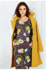 TONETTE DRESS BELLEFLOWER PRINT