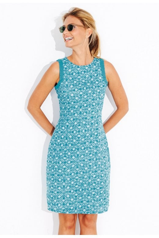 Adini TORRE DRESS LISBON PRINT