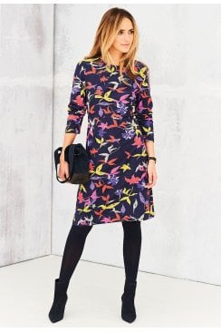 VANESSA DRESS ELEANOR PRINT