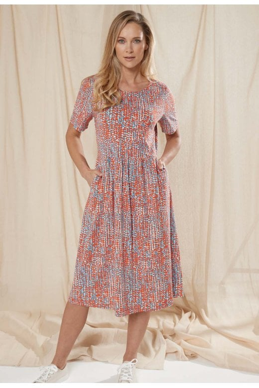 Adini VEGA SUMMER SPOT DRESS