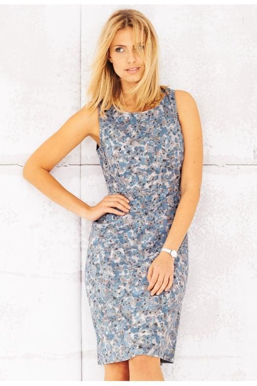 85d1dea4792 Adini VERITY DRESS VERITY PRINT - Adini from Sariska UK