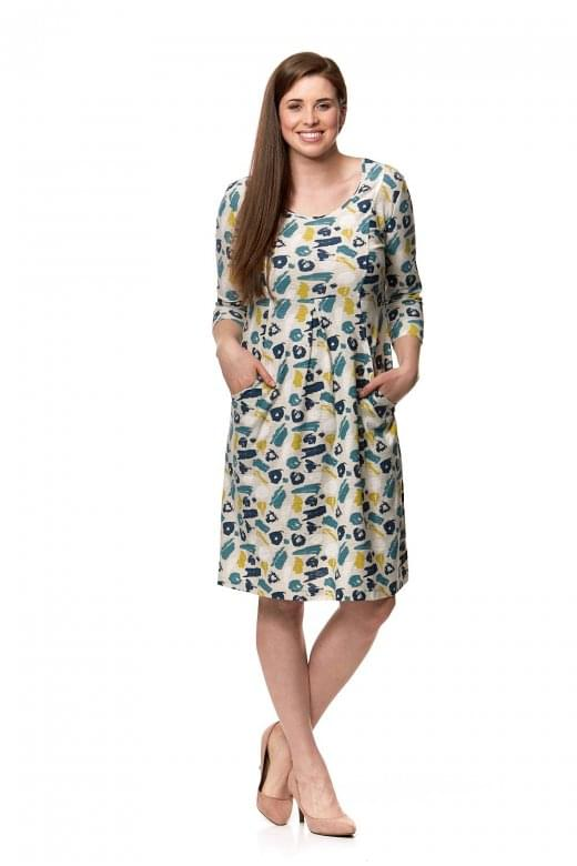 Capri Clothing CANVAS DRESS