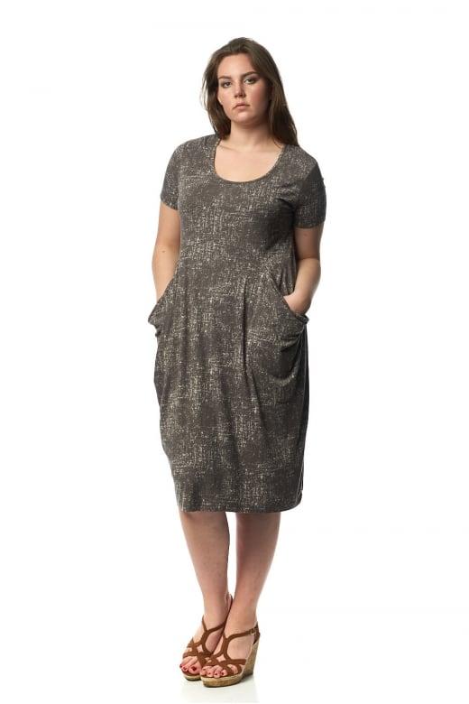 Capri Clothing CIRUS PRINT DRESS