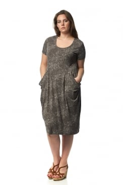 CIRUS PRINT DRESS