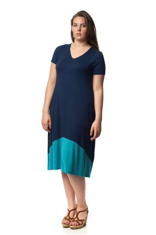 Capri Clothing COMBO DRESS