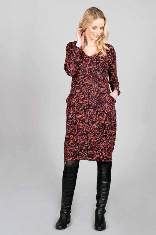 Capri Clothing JUNGLE DRESS