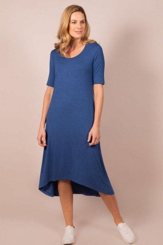Capri Clothing MELANGE DRESS