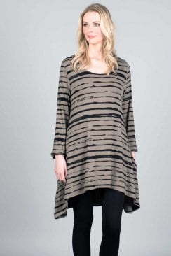 OCEAN STRIPE TUNIC