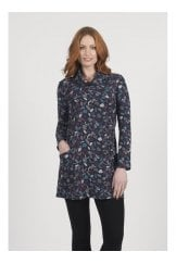 PEBBLE PRINT TUNIC