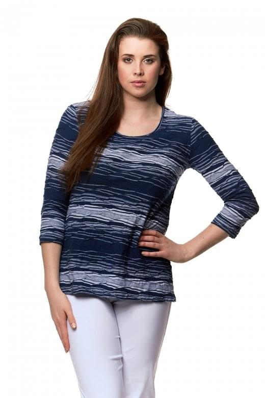 Capri Clothing SEA STRIPE TOP