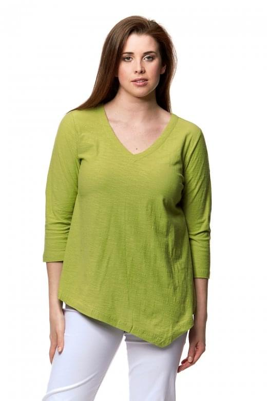 Capri Clothing SOLID JERSEY TOP