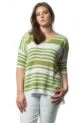 SUMMER STRIPE TUNIC