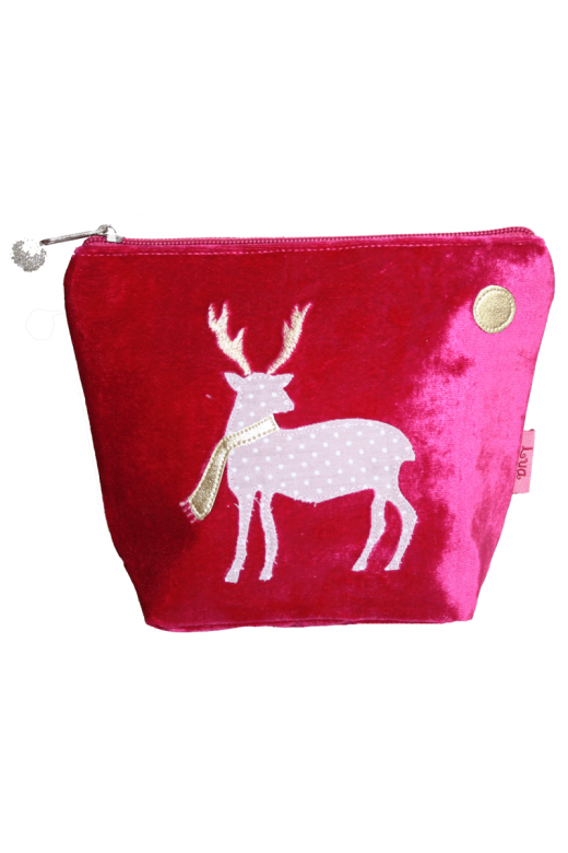 LUA DEER MOON COSMETIC PURSE