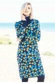 Adini FLUTE DRESS FLUTE PRINT