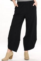 LOOSE ANKLE TROUSERS