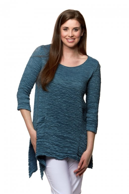 Grizas ONE POCKET 3/4 SLEEVE TUNIC