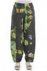 WATERLILLIES TROUSERS