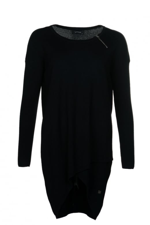 Intown 3/4 SLEEVE ROUND NECK PULLOVER