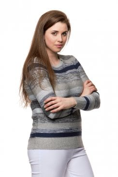 LONG SLEEVE ROUND NECK PULLOVER