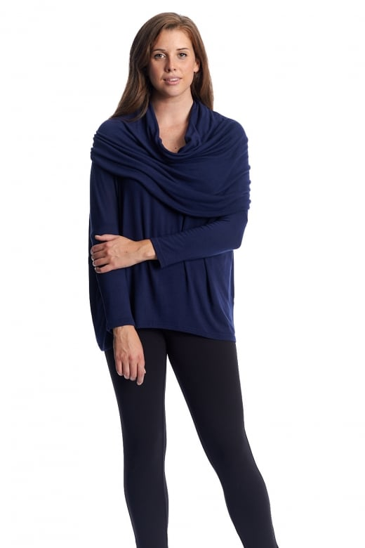 JOIN CLOTHES COWL NECK JUMPER