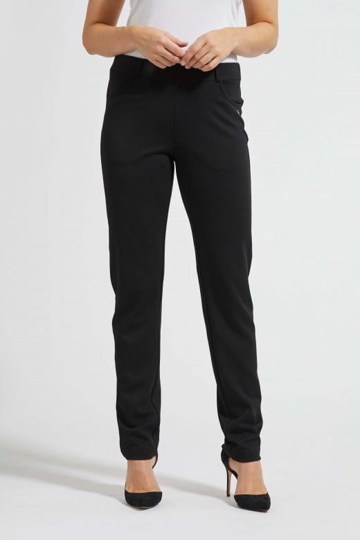 LAURIE TROUSERS HOLLY SOFT JERSEY TROUSER
