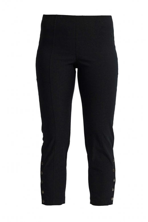 LAURIE TROUSERS POLLY REGULAR CROP TROUSER
