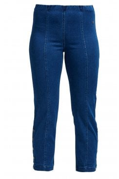 POLLY REGULAR CROPPED JEAN