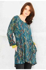 LILLY TUNIC MARIANA PRINT