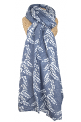 CLIMBING LEAVES SCARF