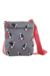 PUFFIN MESSENGER BAG