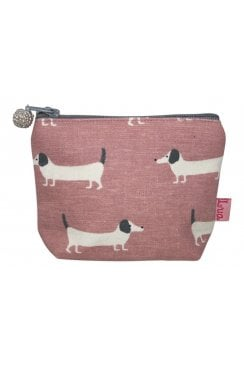 SAUSAGE DOG MINI PURSE