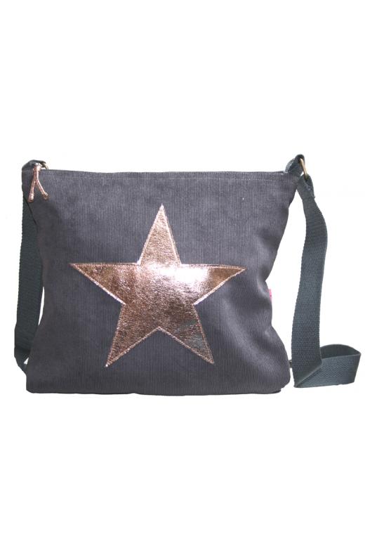 star messenger bag
