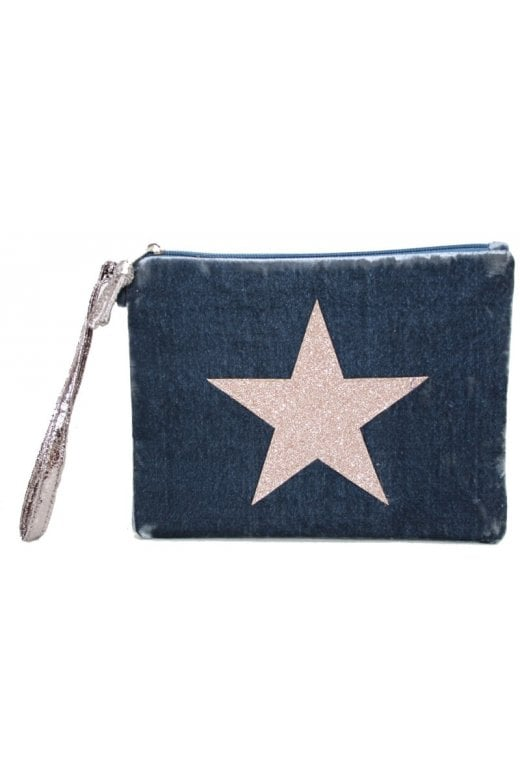LUA STAR WRIST PURSE