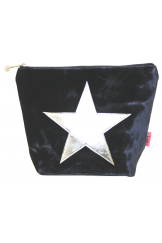 VELVET STAR COSMETIC PURSE