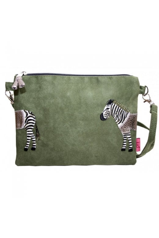 LUA ZEBRA APPL MINI BAG
