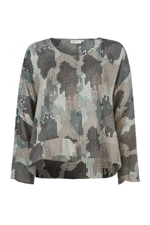 Masai Clothing BRUNA LONG SLEEVE TOP