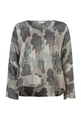 BRUNA LONG SLEEVE TOP