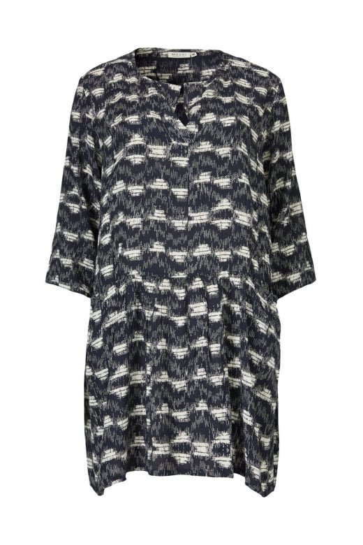 Masai Clothing GABRIELLA 3/4 SLEEVE TUNIC