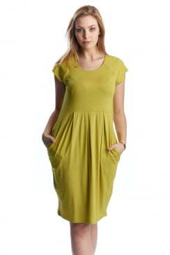 GESIMA FITTED TUNIC DRESS