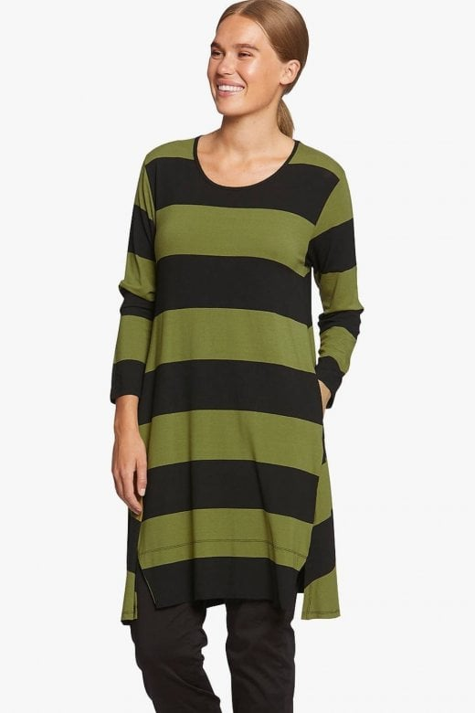Masai Clothing GUELLA STRIPE TUNIC