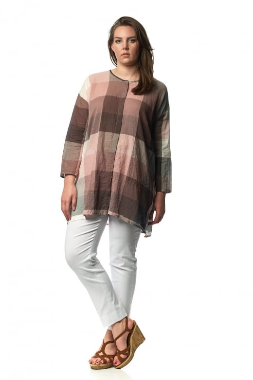 Masai Clothing IDUUN OVERSIZED BLOUSE