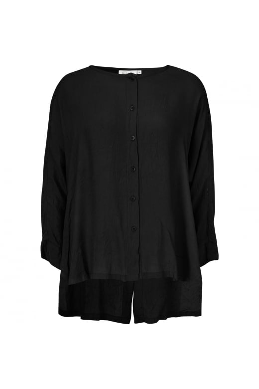 Masai Clothing INES 3/4 SLEEVE OVERSIZED BLOUSE