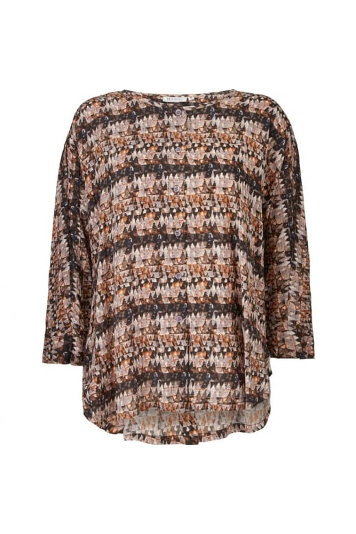 Masai Clothing INGA OVERSIZED BLOUSE