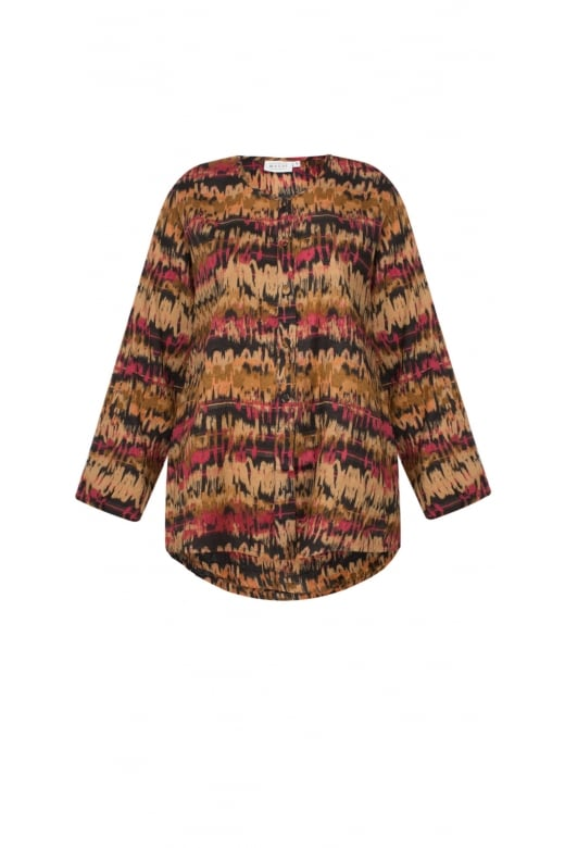 Masai Clothing ININA  LONG SLEEVE BLOUSE