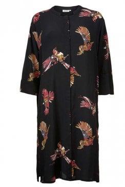 NIMES SHIRT DRESS