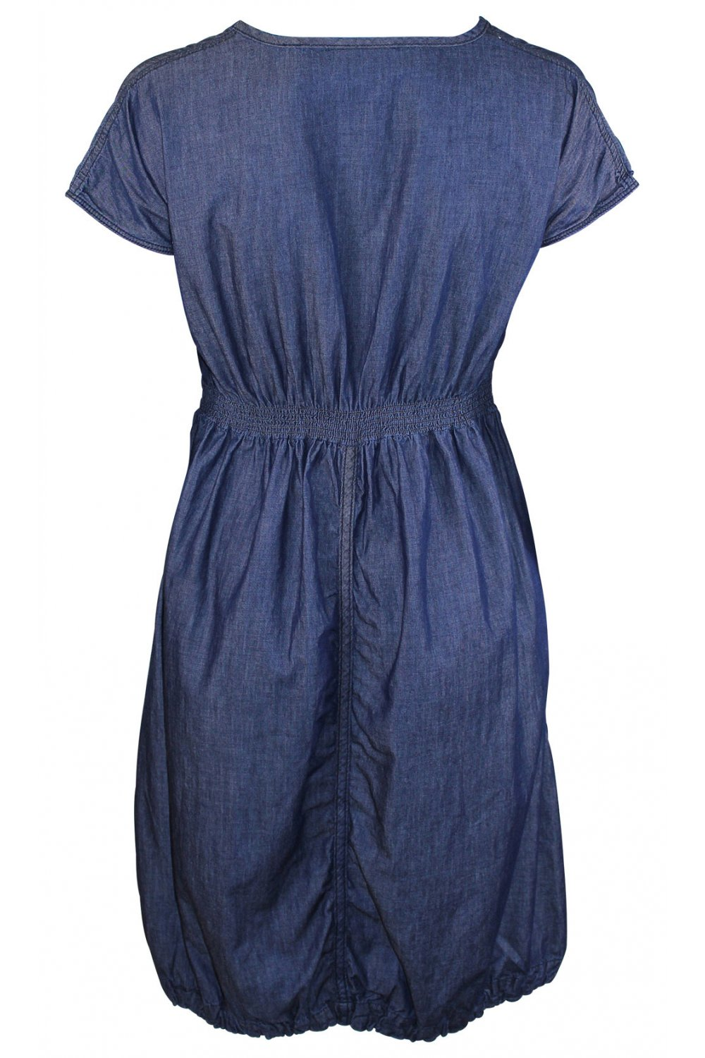 Ofra Round Necked Sleeveless Fitted Dress From The Masai