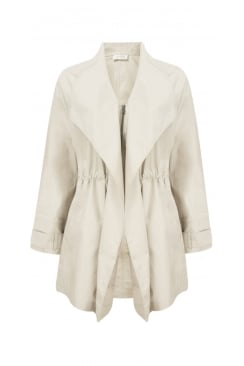 TALLA A SHAPED COAT